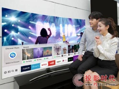 以智能电视作为布局基石,在未来的市场竞争中占得先机