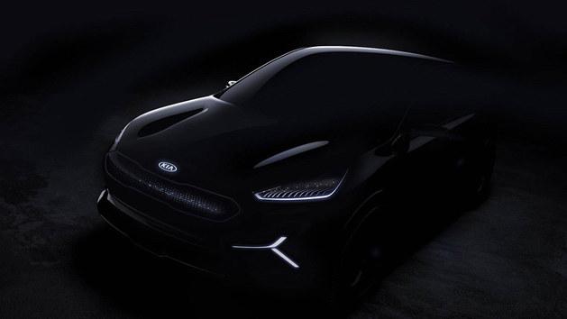 起亚公布Niro EV概念车预告图 续航出色