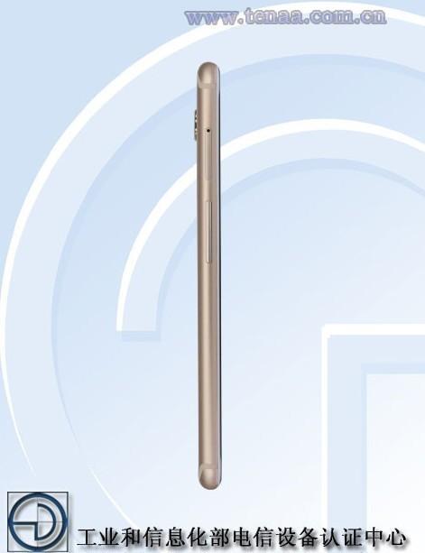 魅蓝S6证件照曝光:全面屏设计Logo亮了