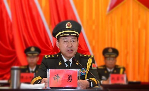 许勇任西藏自治区党委常委
