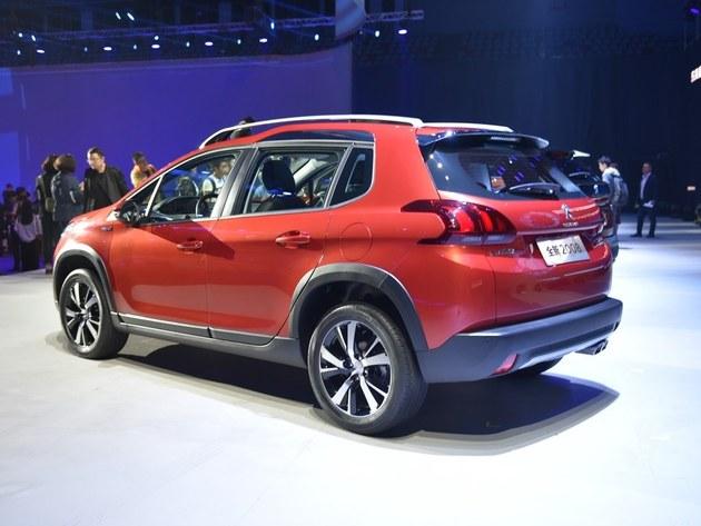 全新设计 标致新2008有望于明年1月上市
