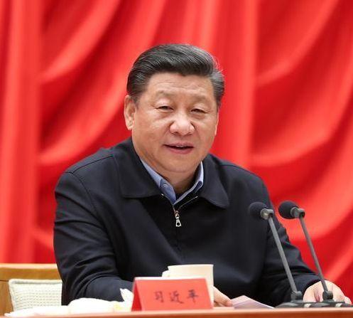 习近平:以时不我待只争朝夕的精神投入工作 开创新时代中国特色