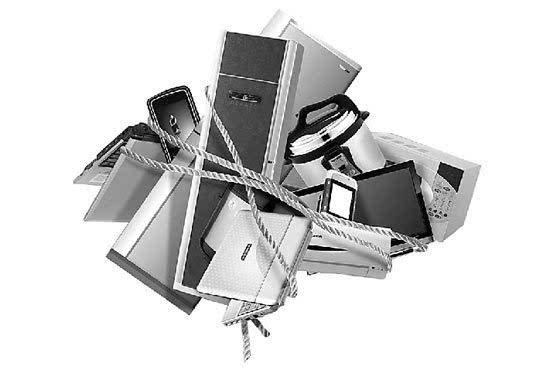 """借""""消费升级""""之名 企业丢下的电子垃圾谁买单"""