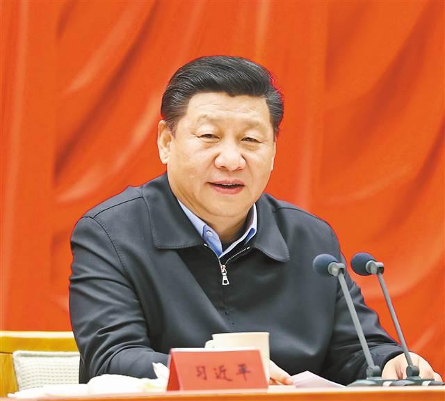 以时不我待只争朝夕的精神投入工作 开创新时代中国特色社会主义