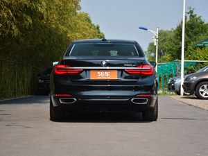 宝马7系现车报价 上海地区优惠53.2万