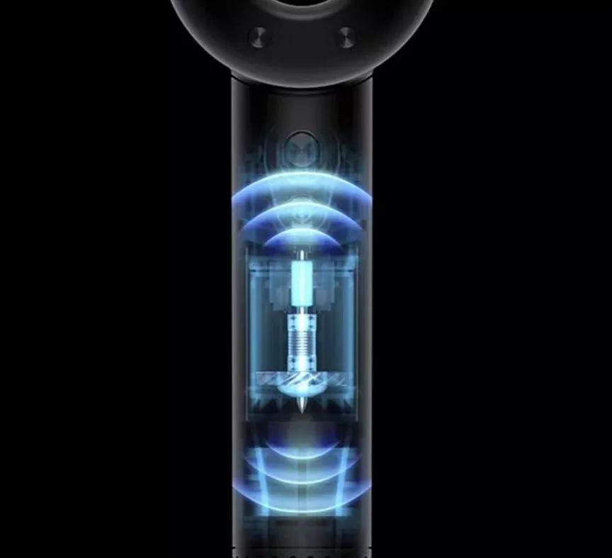"""就是简单的两个""""圆柱""""组成,看起来比较简约,科技感."""