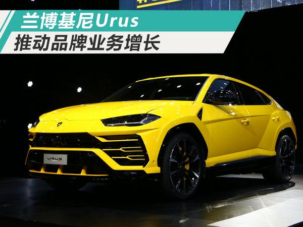 带动业务增长! 2018年兰博基尼Urus在华开售-图1