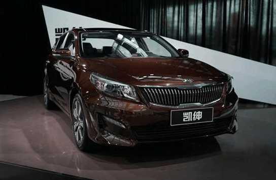 K系列推出多款车型,而全新上市的2018款起亚K4已正式更名,新款起