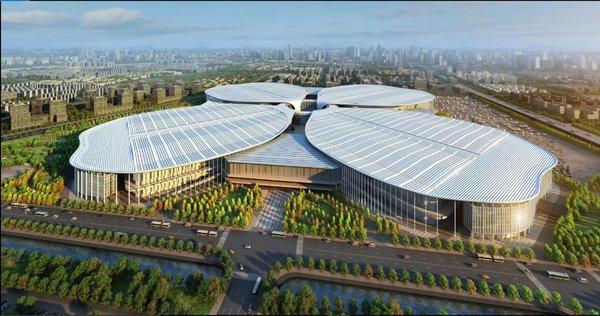 助力全球贸易 首届中国国际进口博览会将在上海举办