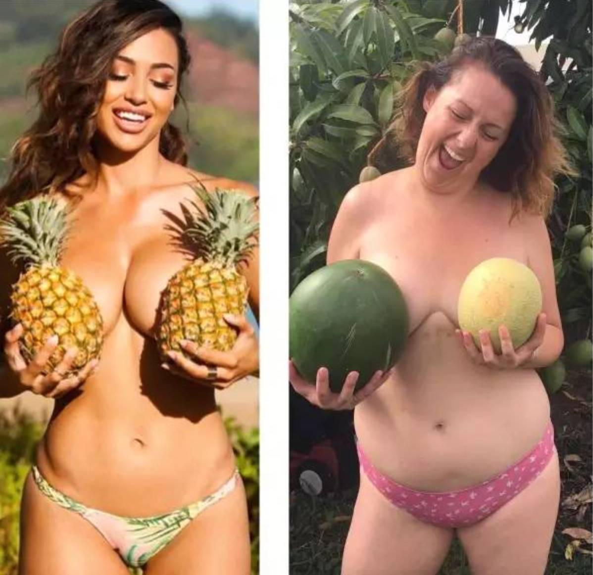 健身和不健身的女人差别到底有多大
