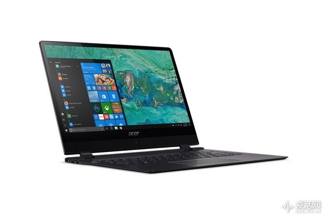 抢在发布会大潮前,宏碁发布了三款新笔记本电脑