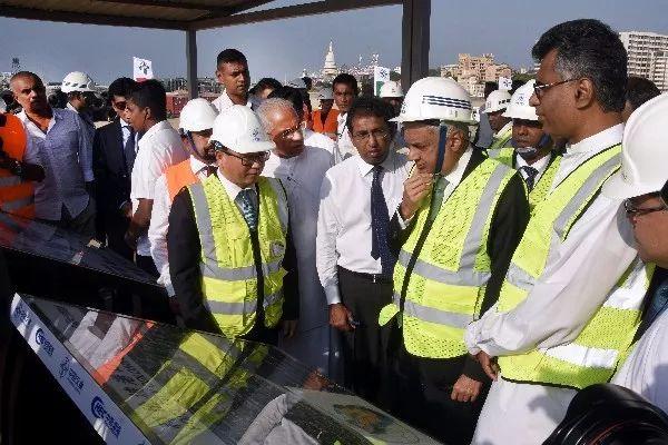 海上丝绸之路--俄媒:中国交建将在斯里兰卡港口城建金融中心