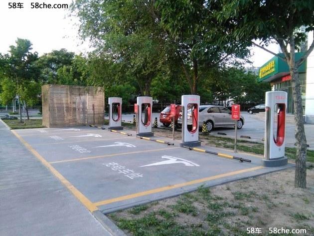 特斯拉今年在华增建充电桩 数量或翻倍