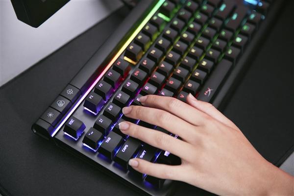 1299元!金士顿发布阿洛伊精英机械键盘:宏和灯光跟你走