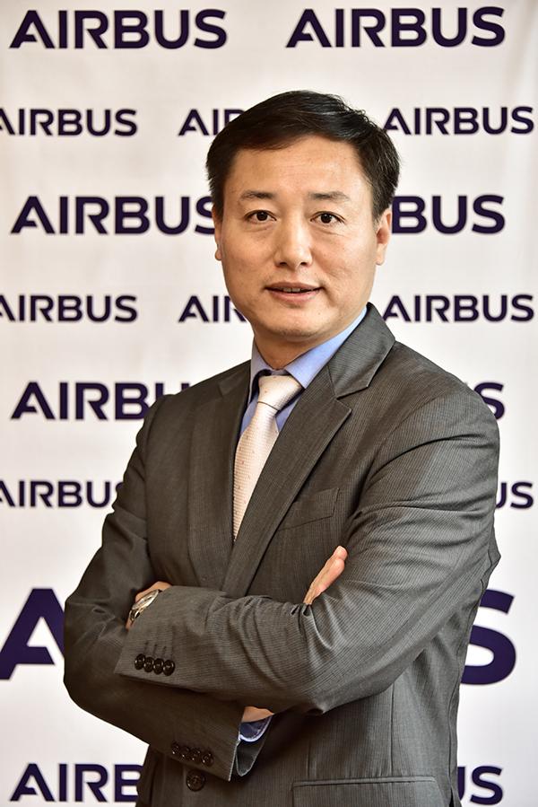 空客中国公司高层换人:原天津团市委书记徐岗任CEO