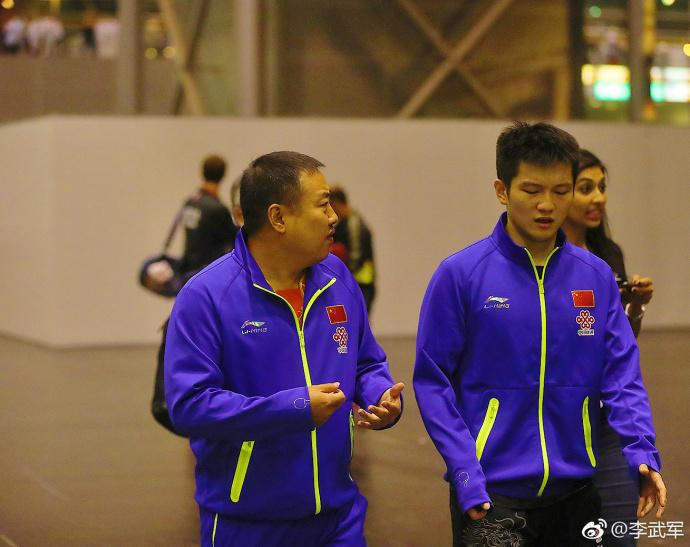 刘国梁42岁生日正式宣布退役 重回国乒执教彻底没戏