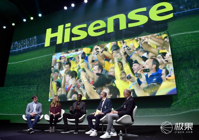 为世界杯而生的超画质电视!国产海信发大招