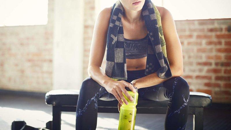 在健身房做一个胖女人是什么感觉?为什么减肥