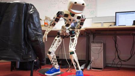 日本发明奔跑机器人,比刘翔跨栏都快,旨在让其帮日本夺冠?