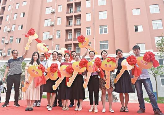 武汉市住建局2017年工作总结:坚持住房新定位 多点发力谋新篇-中国网地产