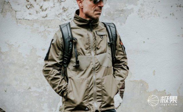 为恶劣环境而生的服装:响应者战术夹克
