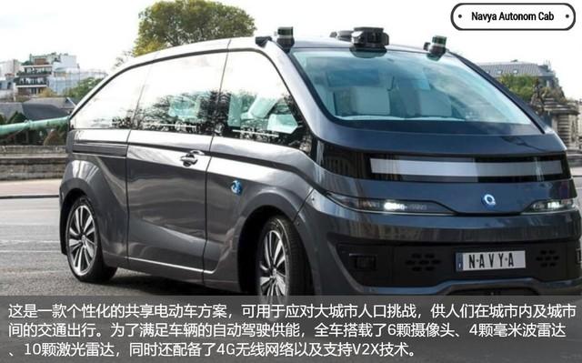 CES变车展 10款超现实车型让人过目难忘