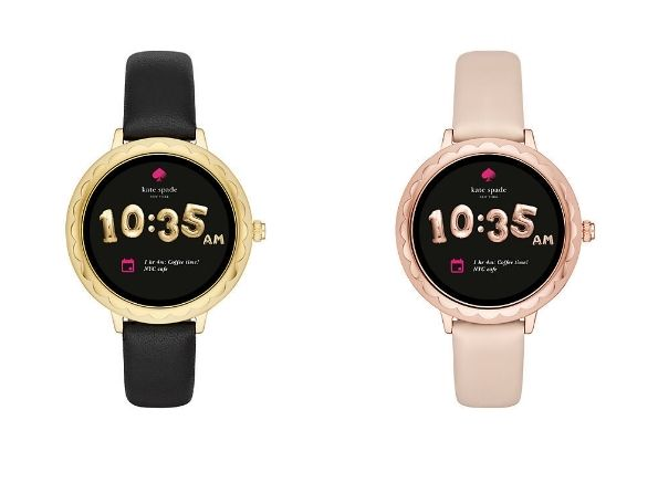 纽约时尚品牌推出安卓智能手表:专为女性用户构想