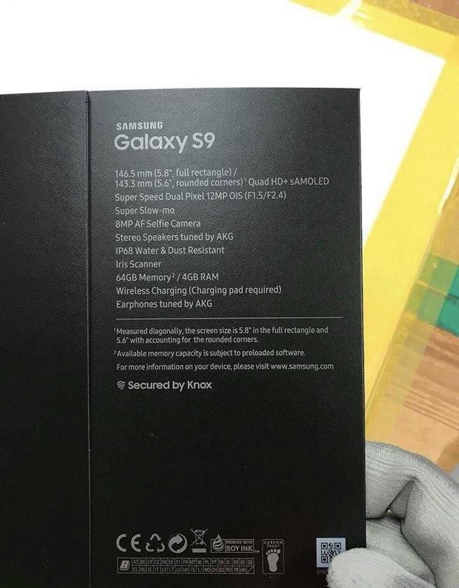 三星机皇Galaxy S9新爆料:4GB运存不够用,镜头不同难抉择