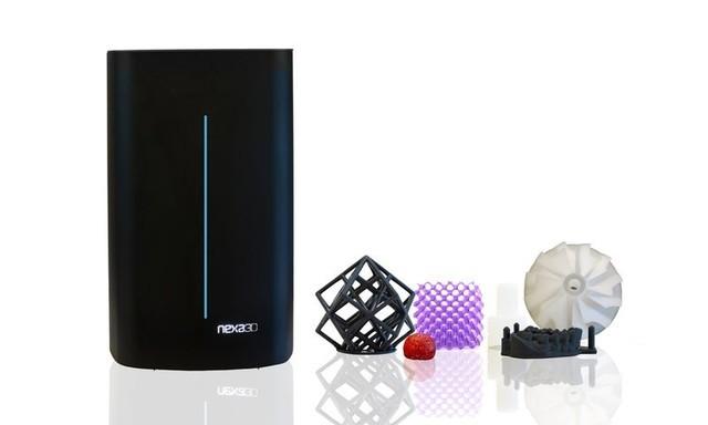 3DS前CEO再创业 新3D打印机一鸣惊人