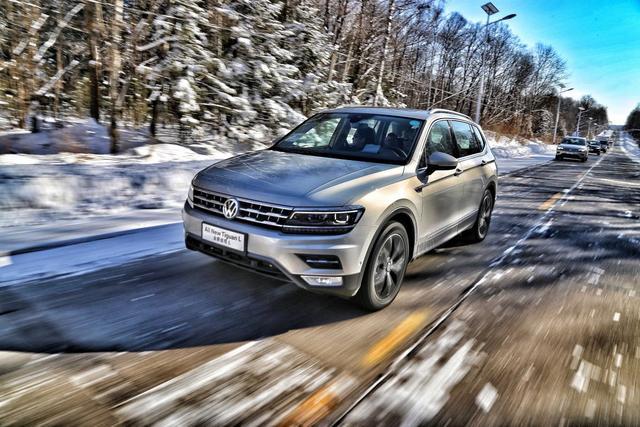 一汽-大众首款SUV路试曝光,全液晶仪表盘或售14万