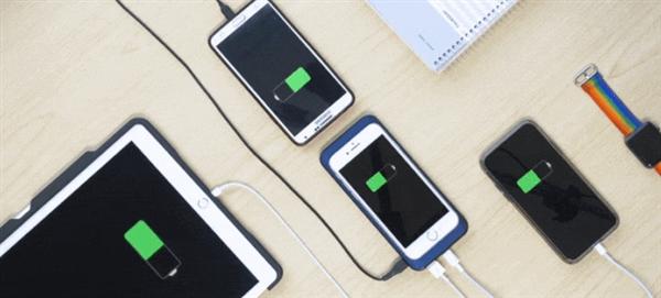 世界最快无线充电宝IDMIX问世:同时充4款设备