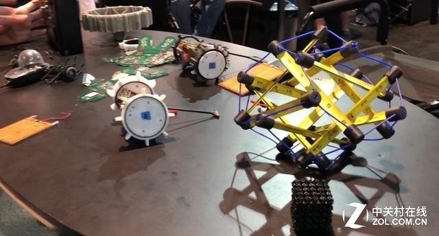 CES:NASA带来了各种太空产品新科技