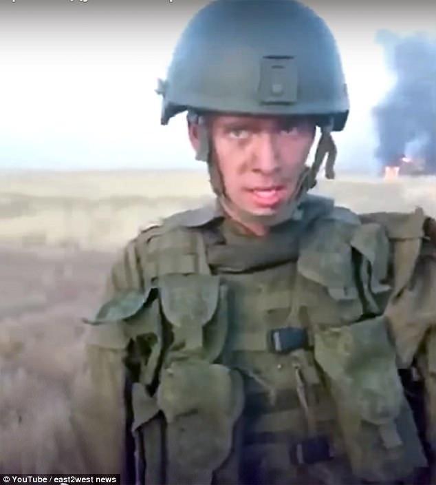 俄士兵一顿饭花了49万美元:长官,我把装甲车点着了[禄科木]