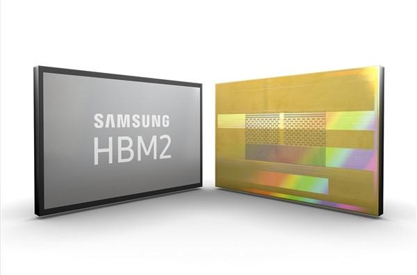 8K显卡的福音 三星公布2.4Gbps存储芯片