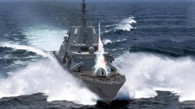 美国新型护卫舰已经红遍网络,中国054B何时可现身?