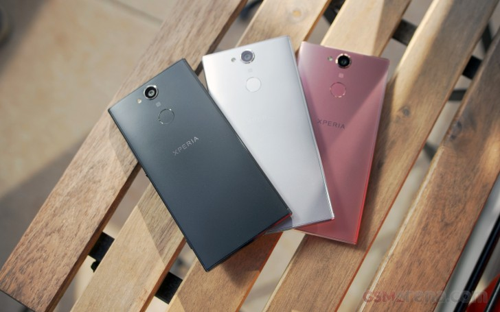 Sony Xperia XA2, XA2 Ultra, L2 hands-on review