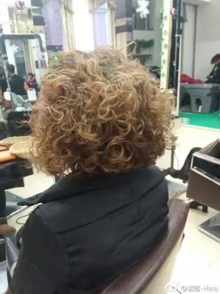 原来比买家秀更丧心病狂的是发型秀!