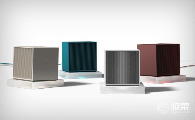 超乐虎国际vip的便携电暖气,极简风发热效率提高120%
