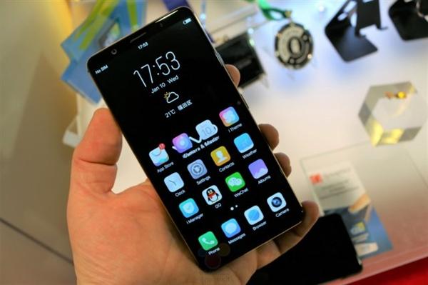 本月开卖!vivo屏下指纹手机X20 Plus UD售价曝光