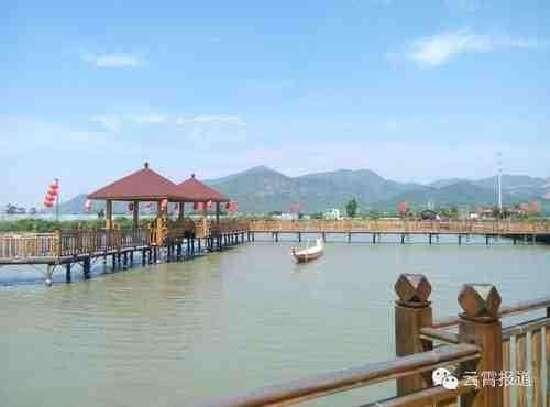 漳州3个地方入选2017年福建省最美休闲乡村