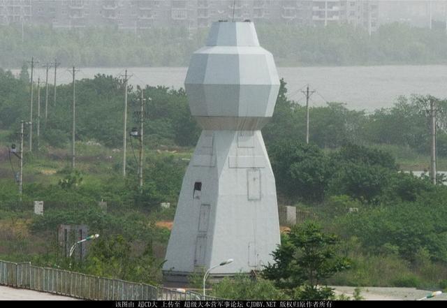 054B新护呼之欲出 其雷达究竟是4面小盾还是宝莲灯?