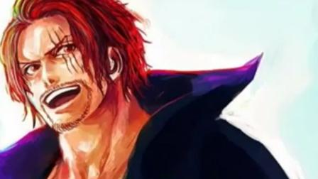 视频-海贼王:能挡下鹰眼黑刀的4个角色,四皇红发是其中1人!