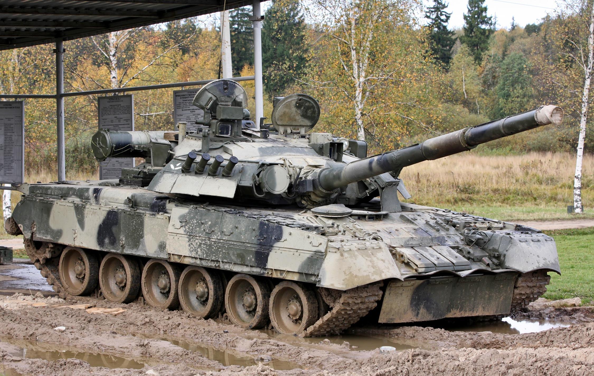 俄军最尴尬坦克:造价是T
