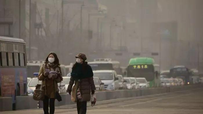 首尔遭遇雾霾围城 韩国的雾霾从哪儿来