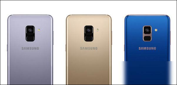 中端享旗舰待遇 三星Galaxy A8/A8+ 支持实时HDR