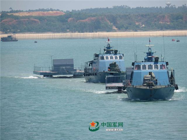 不止有战机,中国空军也有自己的舰队,俗称空军海战队