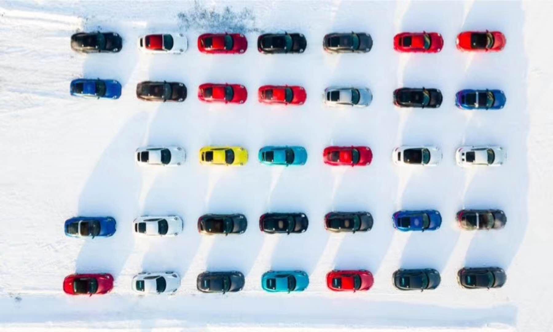 3.9万的凌驾风雪 保时捷传授关于驾驶的哲学