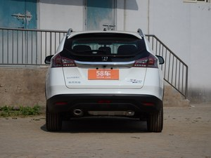 纳智捷优6 SUV热销中 让利高达2.35万元