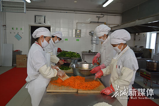 冀东油田矿区幼儿园多举措防流感保健康