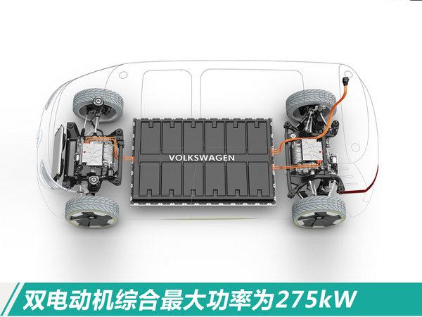 大众将在华投产新一代电动车平台 推10款产品-图6